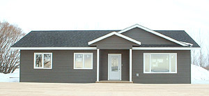 prefab cottages saskatchewan